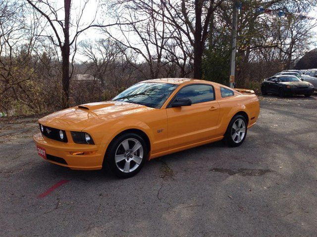 2007 ford mustang gt london ontario used car for sale. Black Bedroom Furniture Sets. Home Design Ideas