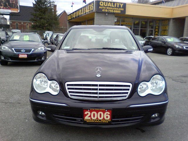 2006 mercedes benz c class c280 4matic 11800 leather for Mercedes benz c280 specs