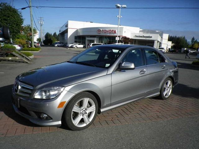 2008 mercedes benz c class c300 c300 4matic surrey for 2008 mercedes benz c class c300 for sale