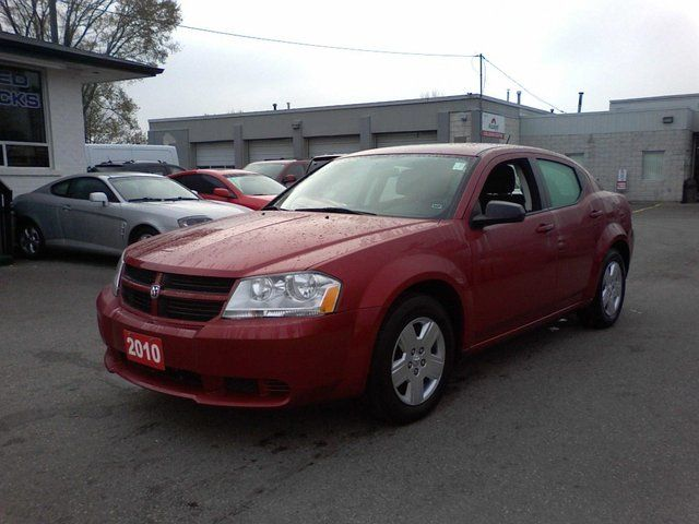 2010 Dodge Avenger SXT Sedan in Mississauga, Ontario