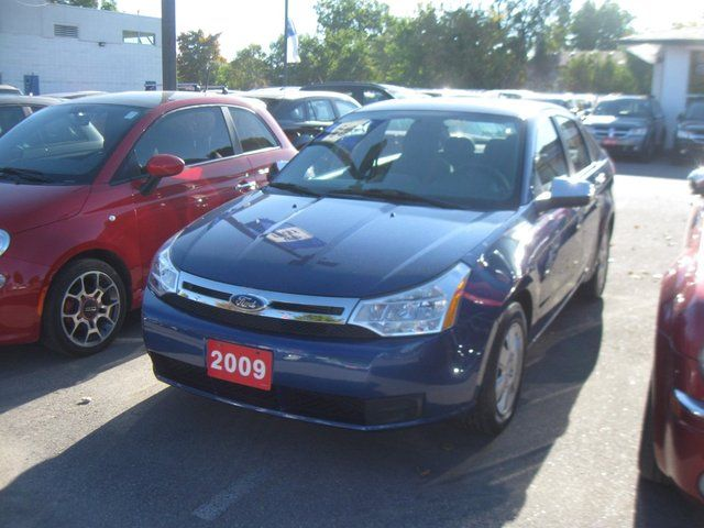 2009 Ford Focus SE Sedan in Mississauga, Ontario