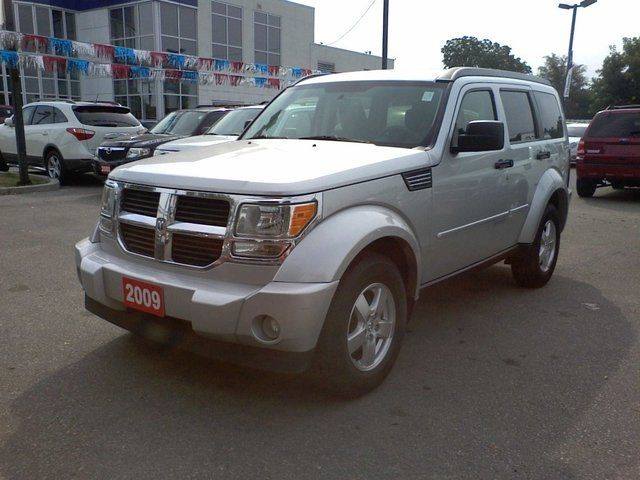 2009 Dodge Nitro SE Sport Utility in Mississauga, Ontario