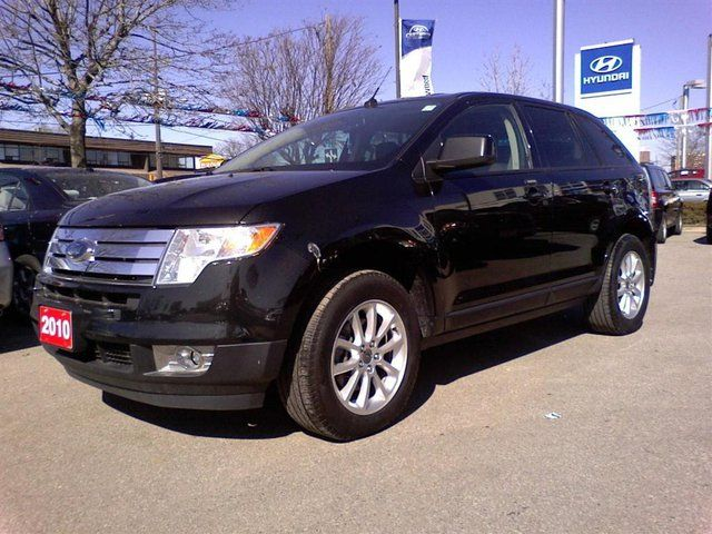 2010 Ford Edge SEL Sport Utility in Mississauga, Ontario