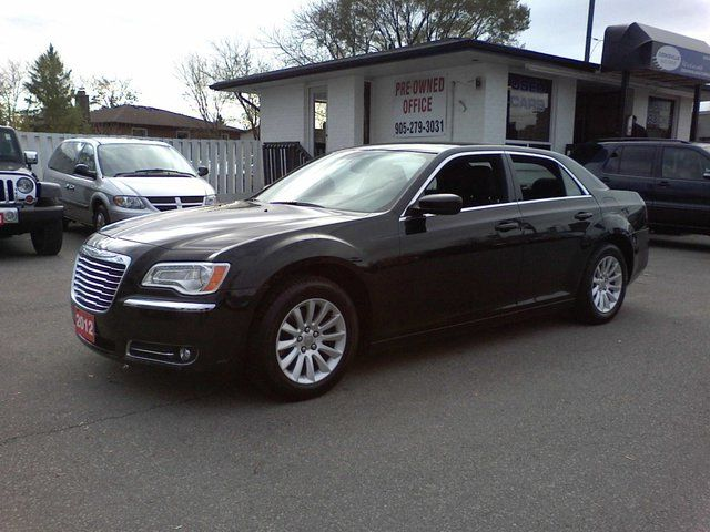 2012 chrysler 300 300 sedan mississauga ontario used car for sale. Cars Review. Best American Auto & Cars Review