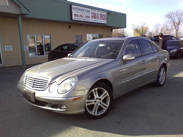2006 mercedes benz e class e350 4matic sedan bolton for 2006 mercedes benz e350