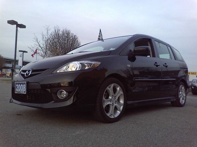 2008 Mazda MAZDA5 GT 6-SEATER MAZDA CERTIFIED READY TO ROLL in Mississauga, Ontario