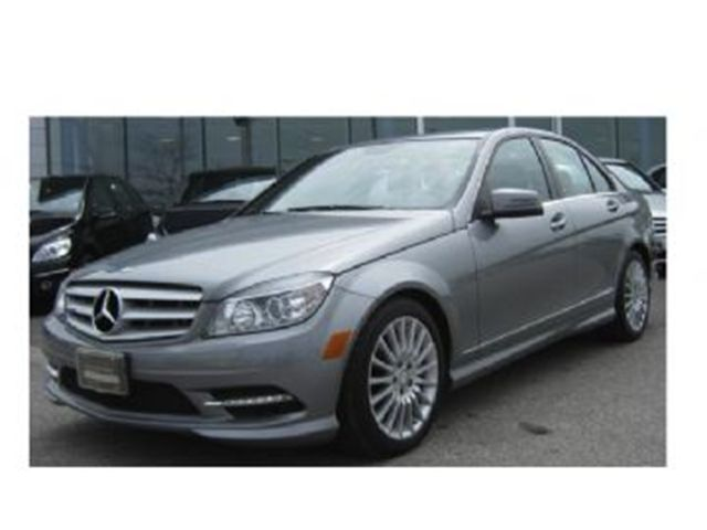 2011 Mercedes-Benz C-Class C250 in Mississauga, Ontario