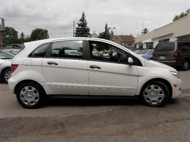 2006 mercedes benz b class b200 markham ontario used for Mercedes benz b class specifications