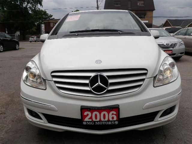 2006 mercedes benz b class b200 markham ontario used car for sale 1068007. Black Bedroom Furniture Sets. Home Design Ideas