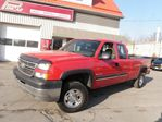 2005 Chevrolet Silverado 2500  