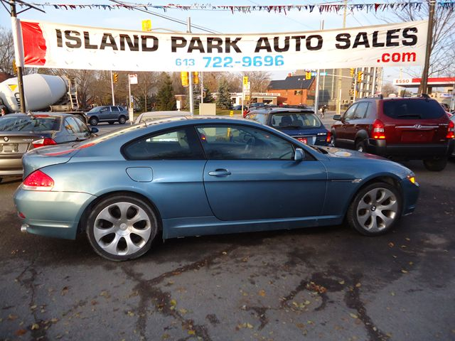 2005 bmw 6 series 645ci ottawa ontario used car for sale. Black Bedroom Furniture Sets. Home Design Ideas