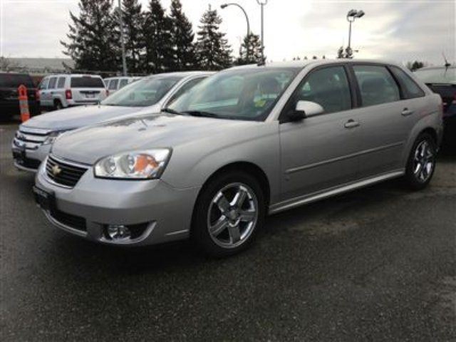 2006 chevrolet malibu ltz maxx hatchback coquitlam british columbia used car for sale. Black Bedroom Furniture Sets. Home Design Ideas