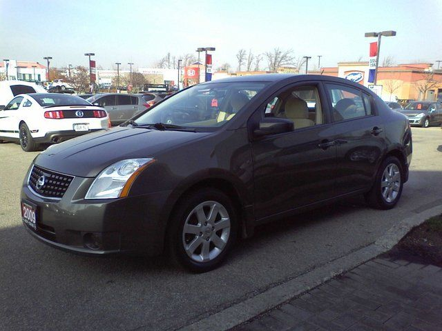 2009 Nissan Sentra S in Mississauga, Ontario