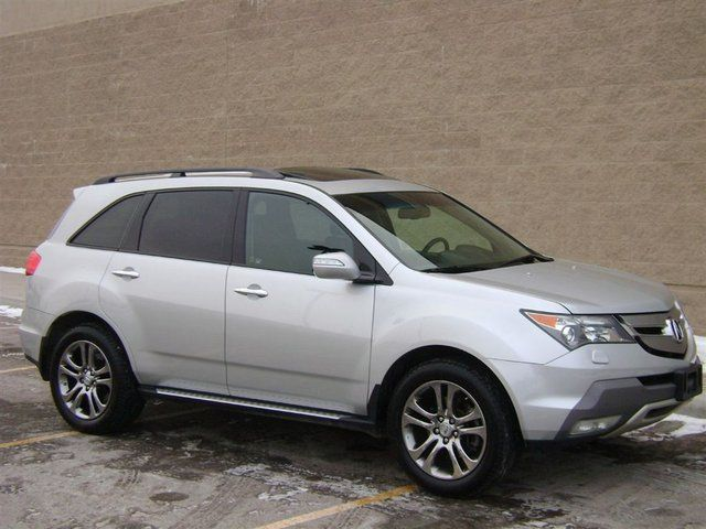 2008 Acura MDX ELITE-PKG / SH-AWD/ NAVI / BACK-UP CAM / DVD-PKG in ...