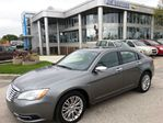 2012 Chrysler 200 Limited, 0 DOWN REAL PRICING! in Winnipeg, Manitoba
