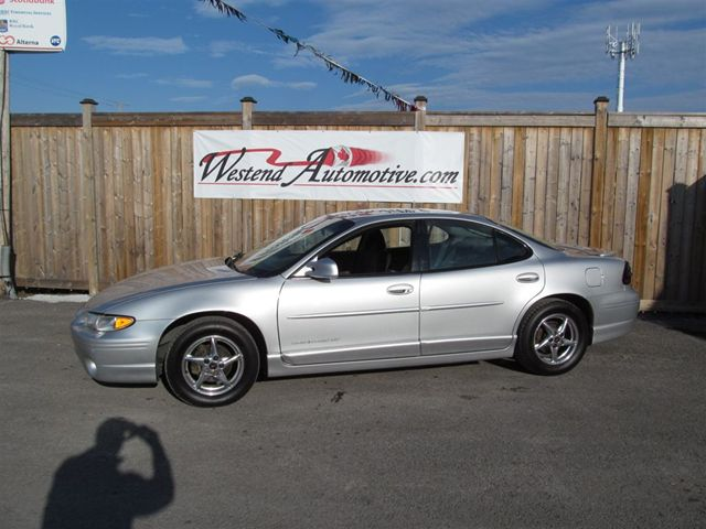 2003 pontiac grand prix gt ottawa ontario used car for sale. Black Bedroom Furniture Sets. Home Design Ideas