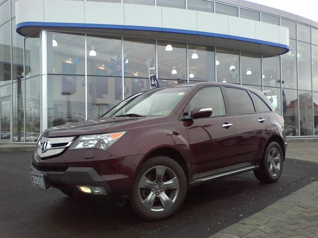 2008 Acura MDX Sport Utility 4D in Mississauga, Ontario