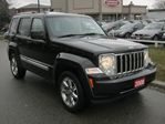 2008 Jeep Liberty LEATHER-SUNROOF-LIMITED in Scarborough, Ontario