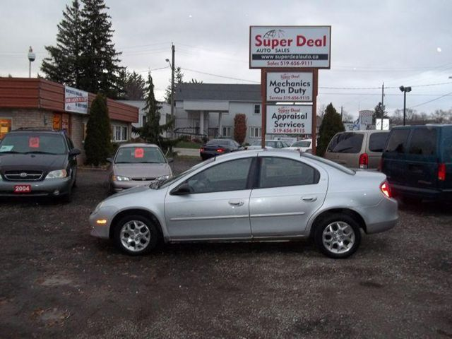 2000 Dodge Neon AUTOMATIC/FUEL SAVER - Wellesley, Ontario Used Car For ...