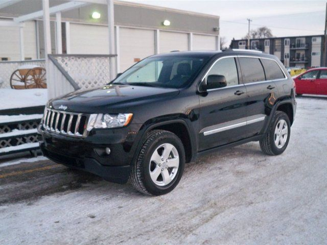 2012 Jeep Grand Cherokee