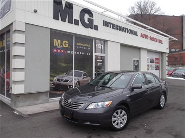 2009 Toyota Camry Hybrid XLE FULLY LOADED - Ottawa, Ontario Used Car