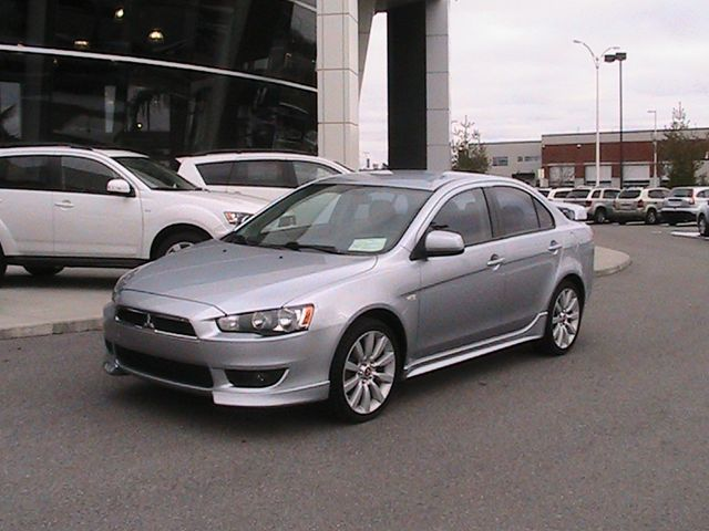 2009 mitsubishi lancer gts gatineau quebec used car for. Black Bedroom Furniture Sets. Home Design Ideas