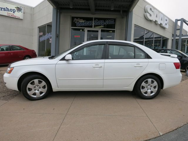 2007 Hyundai Sonata