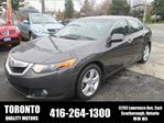 2009 Acura TSX ONE OWNER, OFF LEASE in Scarborough, Ontario