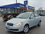2010 Hyundai Accent GL - ONE YEAR FREE OIL CHANGES in Newmarket, Ontario