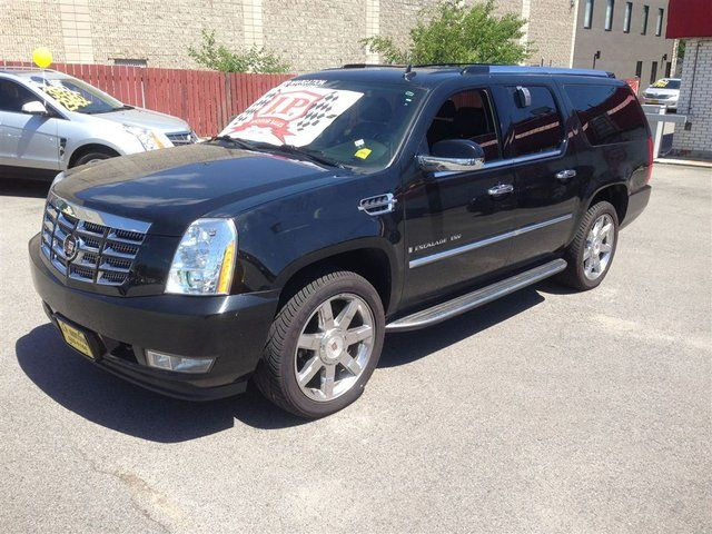 2009 Cadillac Escalade ESV