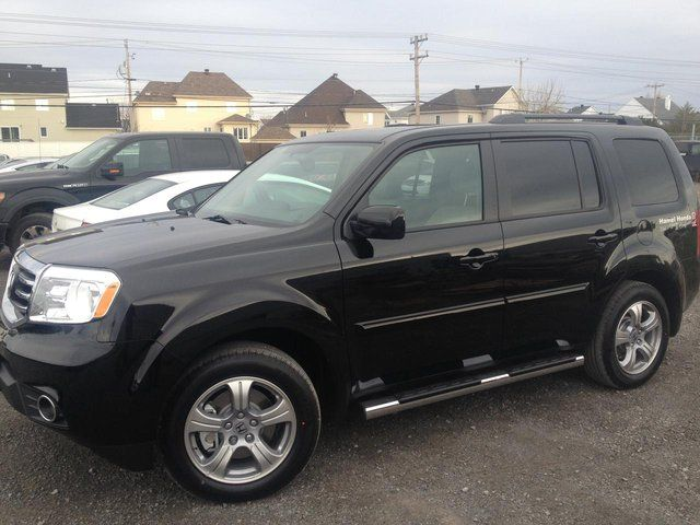 2013 honda pilot ex l st eustache quebec used car for sale. Black Bedroom Furniture Sets. Home Design Ideas