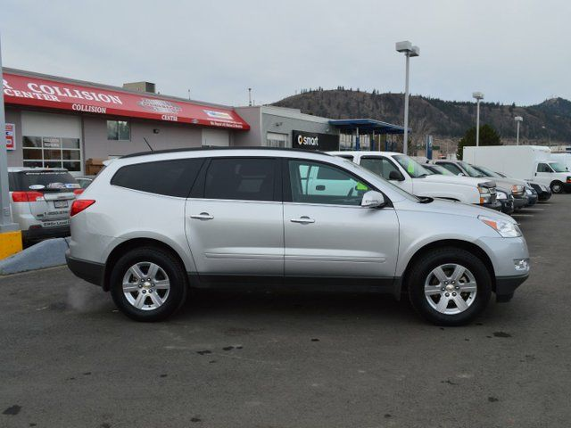 2012 chevrolet traverse lt 1sb fwd in kamloops british columbia image. Cars Review. Best American Auto & Cars Review