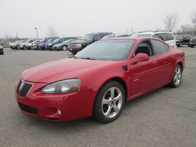 2006 Pontiac Grand Prix Gxp 5 3l V8 Special High