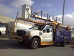 1999 Ford F-450  XL BUCKET TRUCK in Milton, Ontario
