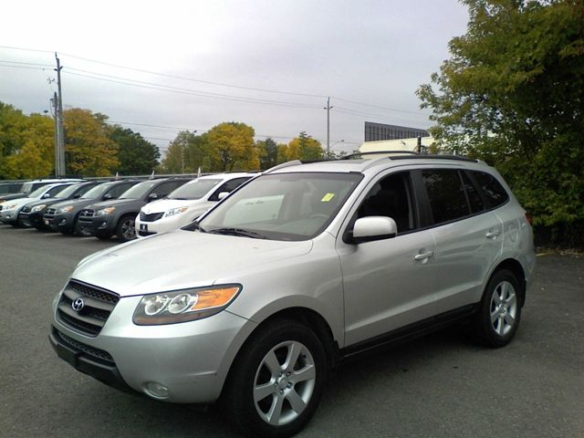 2007 hyundai santa fe limited sport utility hamilton ontario used car for sale. Black Bedroom Furniture Sets. Home Design Ideas