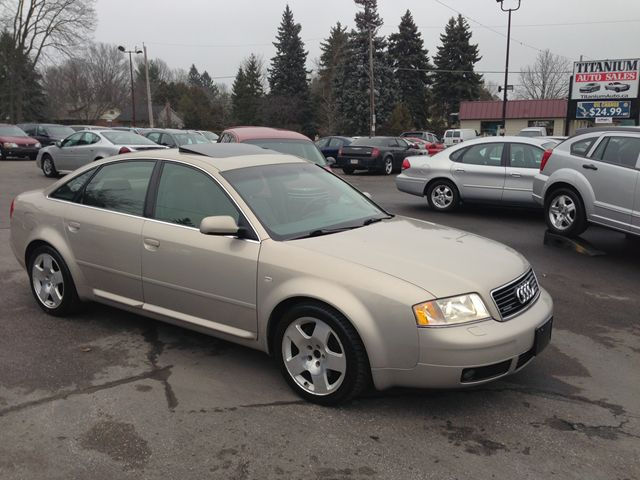 2000 audi a6 quattro 4 2l v8 awd sport london ontario for 2000 audi a6 window problems