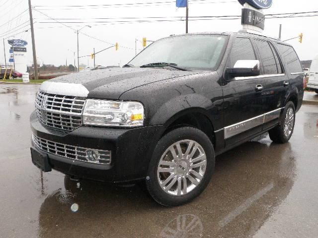 2010 Lincoln Navigator Ultimate in Mississauga, Ontario