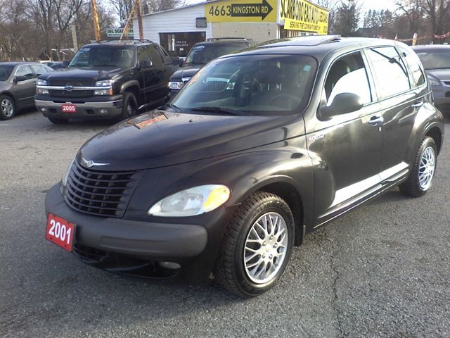 2001 chrysler pt cruiser sold limited sport wagon leather roof. Cars Review. Best American Auto & Cars Review