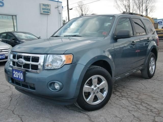 2010 ford escape xlt 4wd orillia ontario used car for sale. Black Bedroom Furniture Sets. Home Design Ideas