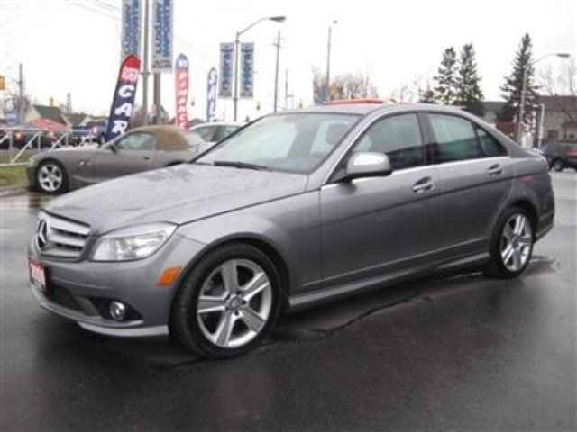 2009 mercedes benz c class c300 4matic premium for Mercedes benz 2009 c300