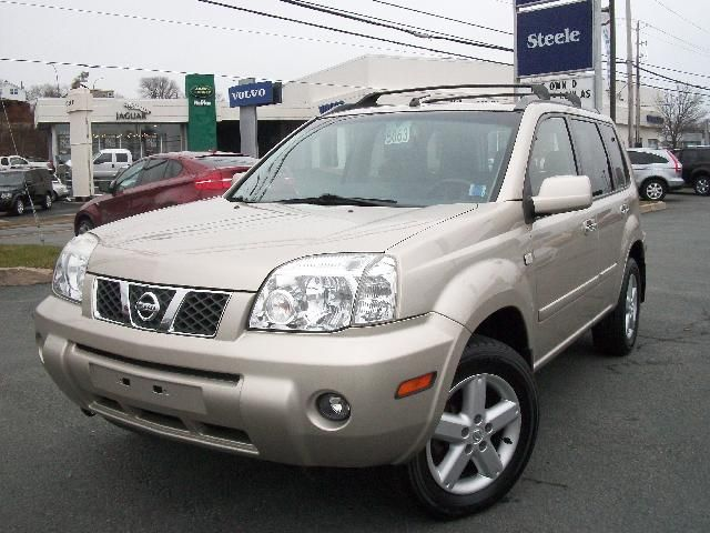 2006 nissan x trail se halifax nova scotia used car for sale. Black Bedroom Furniture Sets. Home Design Ideas