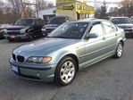 2003 BMW 3 Series 325i Sedan / LEATHERET / ROOF / 99 K / $ 7 9 9 8 / in Scarborough, Ontario