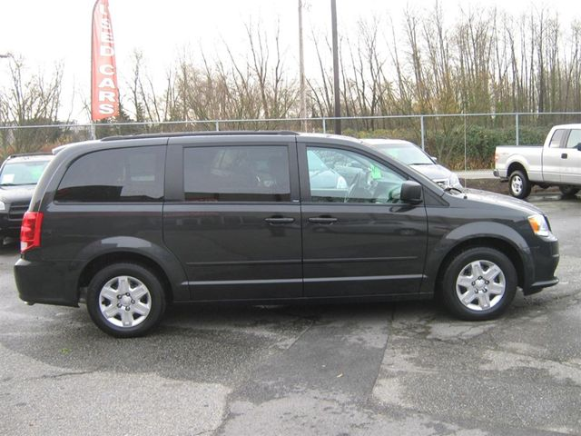 2012 dodge grand caravan se sxt stow n go in burnaby british. Cars Review. Best American Auto & Cars Review
