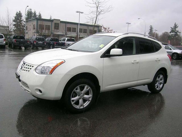 2008 nissan rogue sl awd surrey british columbia used. Black Bedroom Furniture Sets. Home Design Ideas
