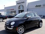 2013 Fiat 500 LIKE NEW Lounge, GLASS ROOF, HEATED LEATHER SEATS in Thornhill, Ontario