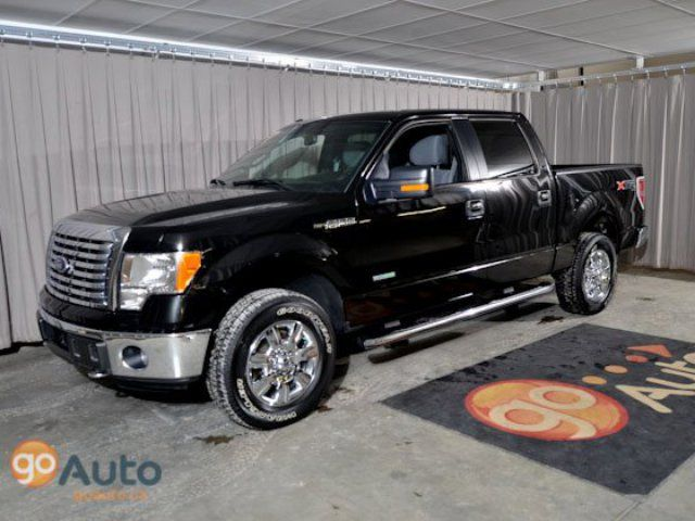 2012 ford f 150 xlt 4x4 supercrew 3 5l ecoboost xtr edmonton alberta used car for sale. Black Bedroom Furniture Sets. Home Design Ideas