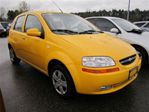 2006 Chevrolet Aveo  Hatchback in Coquitlam, British Columbia