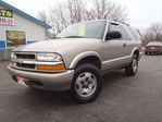 2005 Chevrolet Blazer LS CERTIFIED AND E-TESTED in Madoc, Ontario