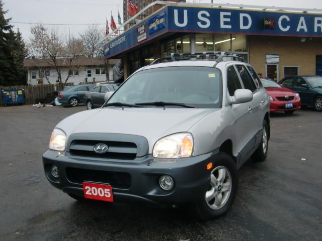 2005 hyundai santa fe gls ottawa ontario used car for sale. Black Bedroom Furniture Sets. Home Design Ideas