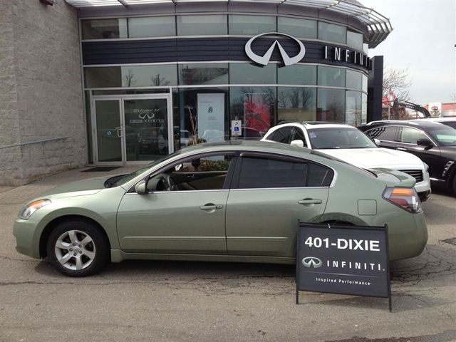 2008 Nissan Altima 2.5 SL in Mississauga, Ontario